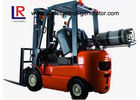 Easy Affordable 3.5T Gasonline LPG Forklift for New Design , AC Motor Power
