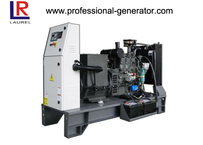 313KVA/250KW Cummins Diesel Generator Set Silent Type Genset With Canopy