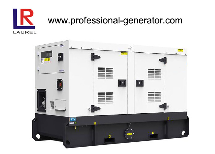 Water Cooling 18KW  Silent Diesel Generator Set Brushless Perkins Engine
