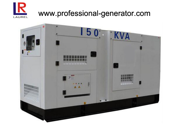 Soundproof Container Genset Generator Diesel Generating Cummins Engine