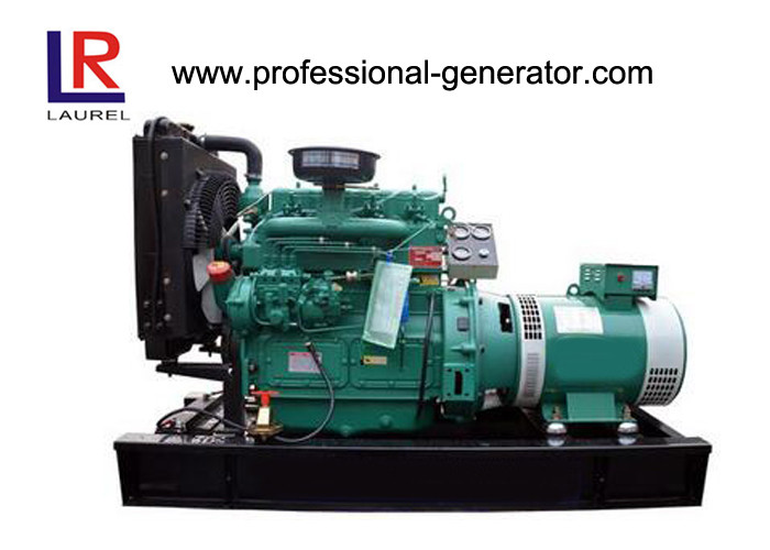 Brushless 15kVA Diesel Powered Generator with Four - stroke Water Cooling Engine