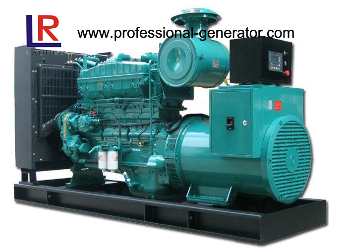 SGS Approved 80kw 100kVA Cummins Diesel Generator with AC Three Phase 400 / 230V
