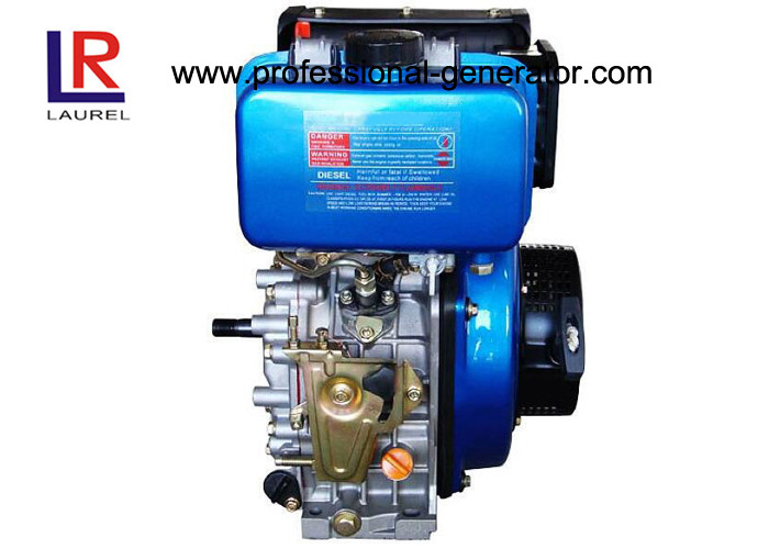 8.5HP Portable Industrial Diesel Engines with Fuel - saving , Quick Starting
