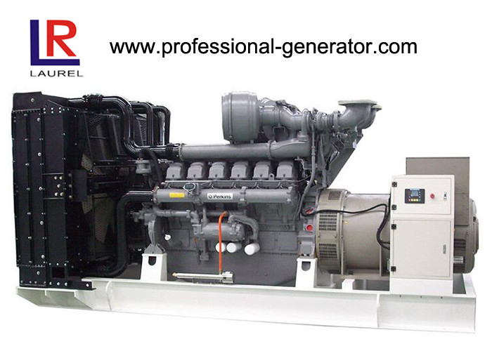 24kw 30kVA Diesel Power Generator with Perkins Engine with Three Phase and Four Lines
