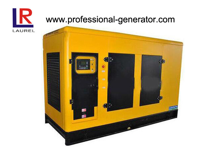 Open / Silent Type Container Genset CE Approved 250kva 50hz /60hz Durable Frequency