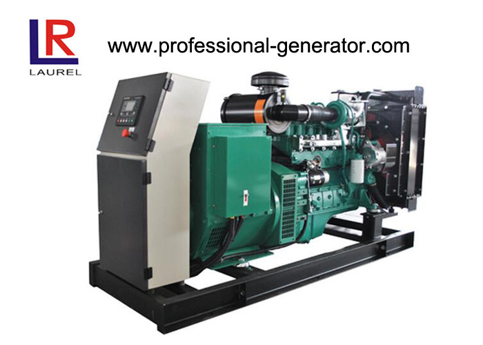 Four Stroke Open Frame Type Diesel Generator Set 100kVA with Stamford Alternator