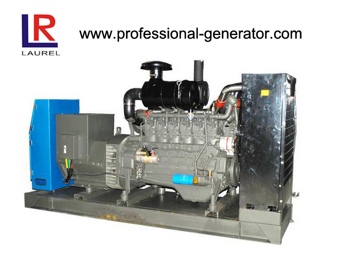 250kw High RPM Diesel Generator with Deutz Engine 450A , Brushless 3 Phase and 4 Wires