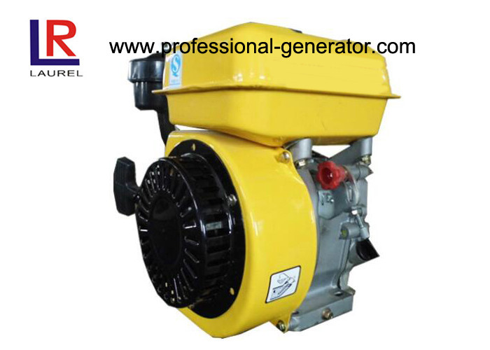 Portable 3HP Industrial Gasoline Engines Single Cylinder Air Cooled 4 Stroke Low Noise