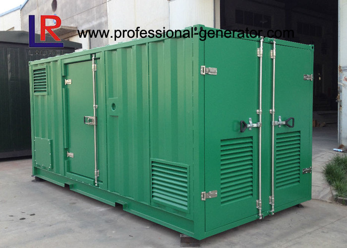 Rainproof  Yuchai Prime Power 650kw Diesel Container Genset Electric Generator with CE ISO