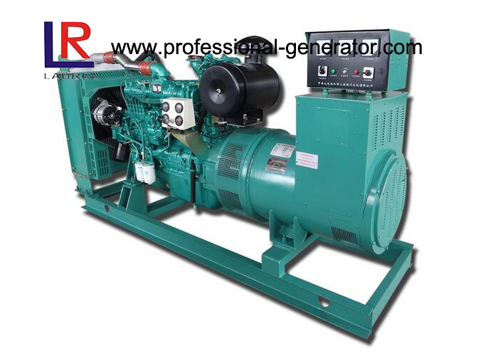 Four Stroke 75kw 380V 50Hz Diesel Power Generators with China Yuchai Engine