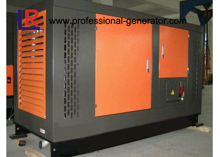 24kw Weifang Silent Diesel Generator , Auto Transfer Switch Optional Diesel Gensets