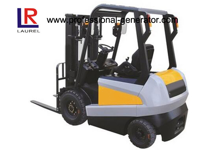 AC Motor Warehouse Material Handling Equipment Electric Forklift With CURTIS Controller