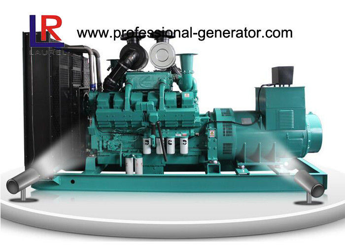 50Hz Open Type Water Cooling 400 V Diesel Generator Set By 664kW Copy Stamford Engine