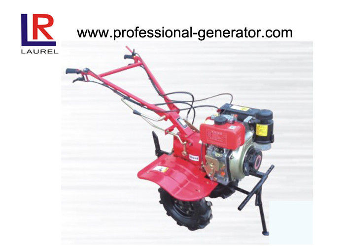 Agricultural Tractor Tillers and Cultivators 170F Diesel Engine Farm Hand Tractor ISO Approved