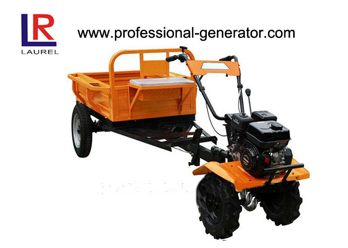 13HP Mini Cultivator with optional trailer