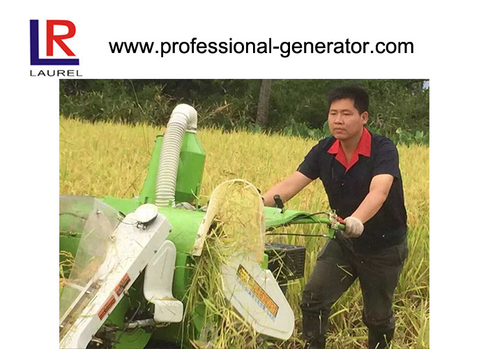 10HP Mini Combine Rice Harvester for Agricultural/Farm